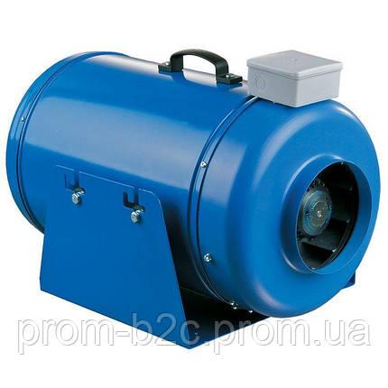 ВЕНТС ВКМИ 125 - шумоизолированный вентилятор, фото 2
