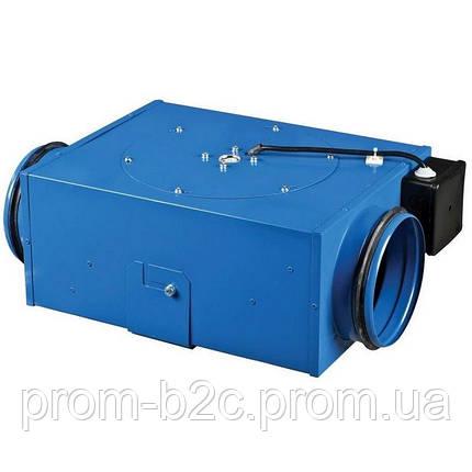 ВЕНТС ВКП 80/80*2 мини - канальный центробежный вентилятор, фото 2