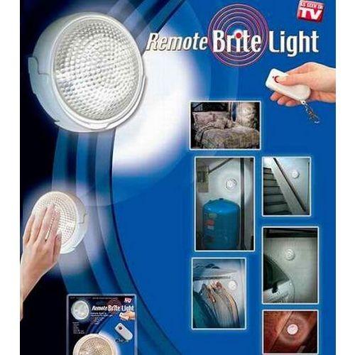 Светодиодный светильник с пультом REMOTE BRITE LIGHT