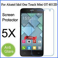 Защитная пленка для Alcatel OT6012D