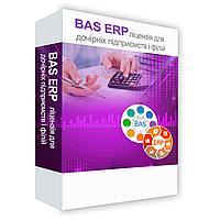 BAS ERP. Ліцензія для дочірніх підприємств і філій