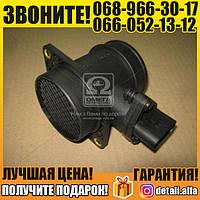 Расходомер воздуха VW ПАССАТ 00-06, АУДИ A6  1,8T 20V  (DECARO) (арт. DE.13558155)