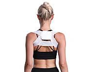 Корректирующий бандаж Posture L  Белый