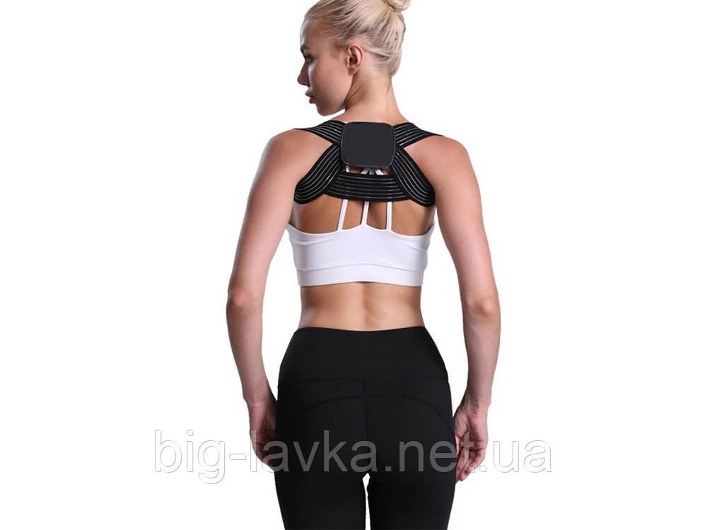 Корректирующий бандаж Posture M  Черный