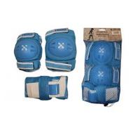 Набор защиты для детей (наколенники, налокотники, перчатки) Drugie ZEL (MD 16)