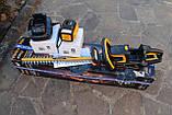 Мощный аккумуляторный бесщёточный триммер Poulan Pro 58 V PRHT22i (кусторез ), фото 6