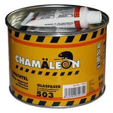 Шпатлевка Chameleon  503 со стеклом 4кг