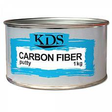 Шпатлевка KDS  Carbon Fiber  1.0кг