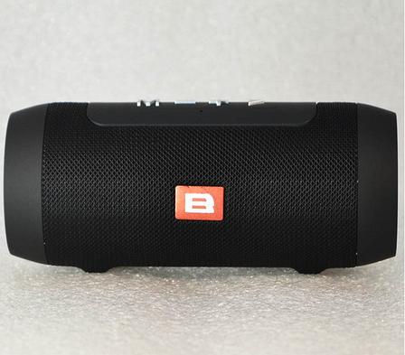 """Портативная колонка Bluetooth """"B"""" G18 Black черный, фото 2"""