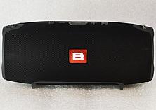"""Портативная колонка Bluetooth """"B"""" XERTMT Big Black черный, фото 2"""
