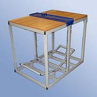 Оборудование для резки U-образного паза при изготовлении биг-бэгов
