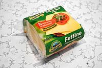 """Бутербродный сыр плавленный """"ValBonta"""" Fettine 400 г"""