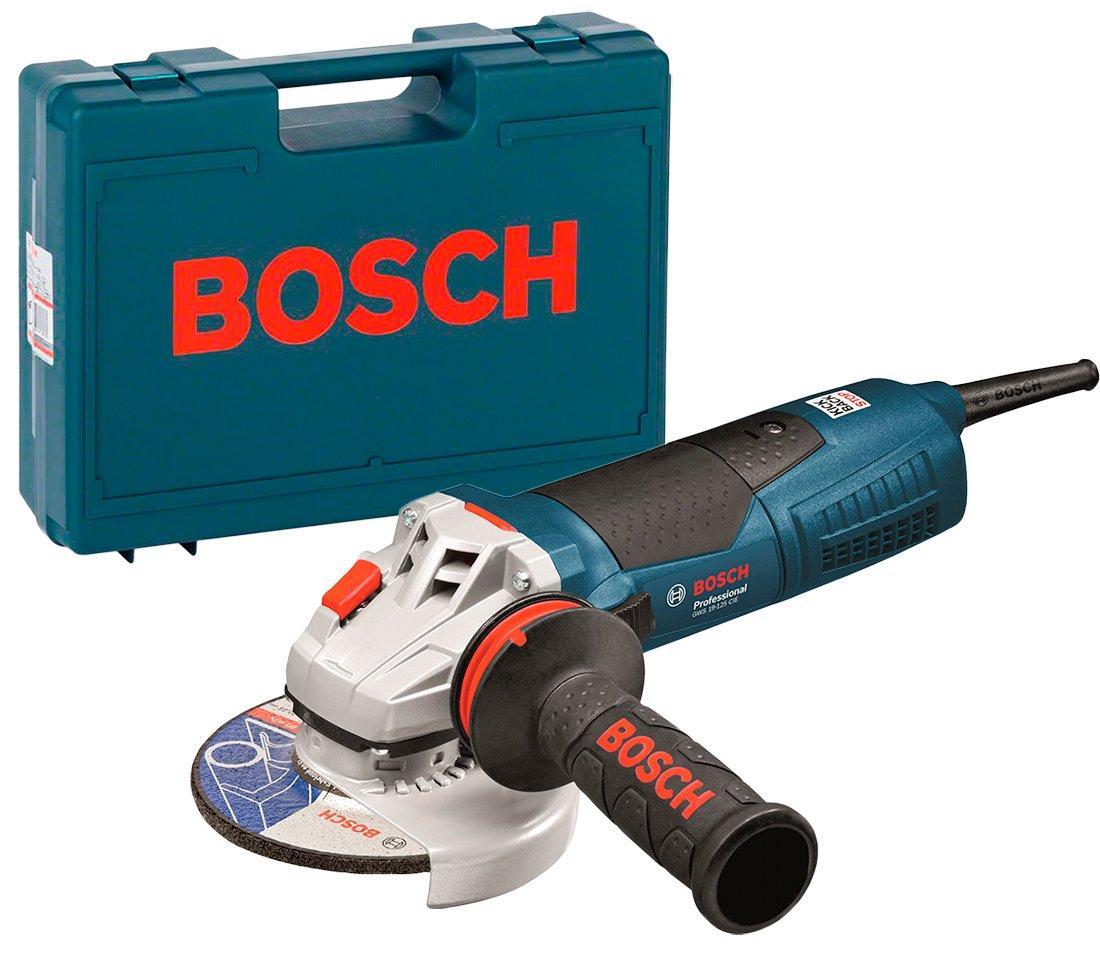 Болгарка Bosch GWS 19-125 CIE + чемодан (060179P002C)