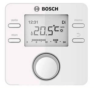 Комнатный регулятор Bosch CR50 (7738111022)