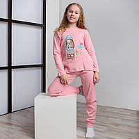 Пижама подростковая со штанами Кукла Nicoletta