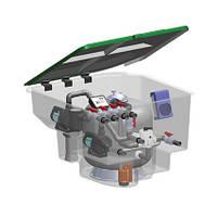 Emaux Комплексная фильтрационная установка Emaux EMD-7CP (7м3/ч), фото 1
