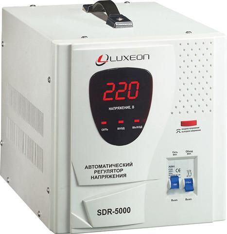 Релейный регулятор напряжения SDR-5000