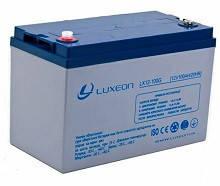 Гелевая аккумуляторная батарея LX12-100G