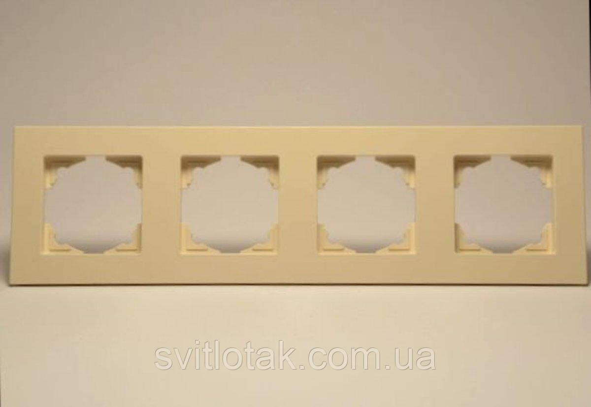 Eqona рамка 4-я крем