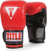 Снарядные перчатки для бокса TITLE (Тайтл) Classic Aero Bag Gloves