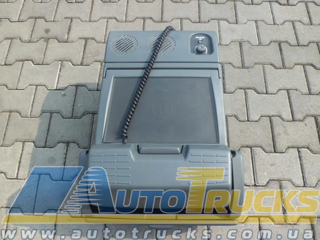 Дополнительное оборудование Автомобильный холодильник Б/у для MAN TGX (81639106017; 81.63910.6017; 81.63910-6017)