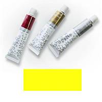 Акриловая краска Nail Art 12 мл 021 желтая лимонная Van Pure