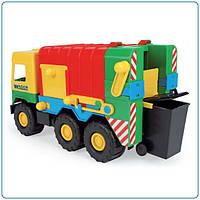 Машина мусоровоз Middle Truck Тигрес-Wader 39224, (42х22х18 см)