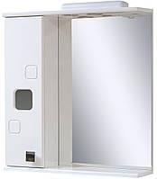 Зеркало для ванной комнаты 60-16  Левое
