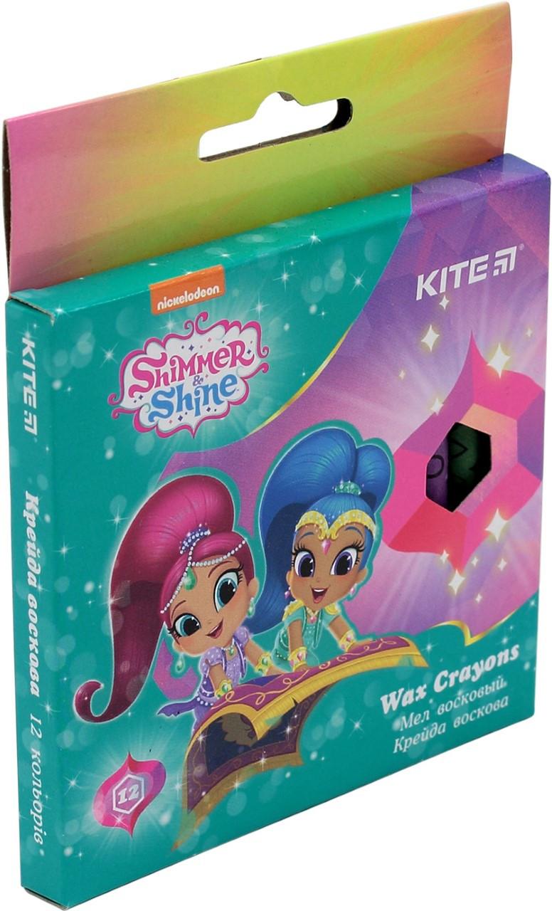 "Крейда віск. ""Kite"" №SH18-070 12кольор. Shimmer Shine(24)"
