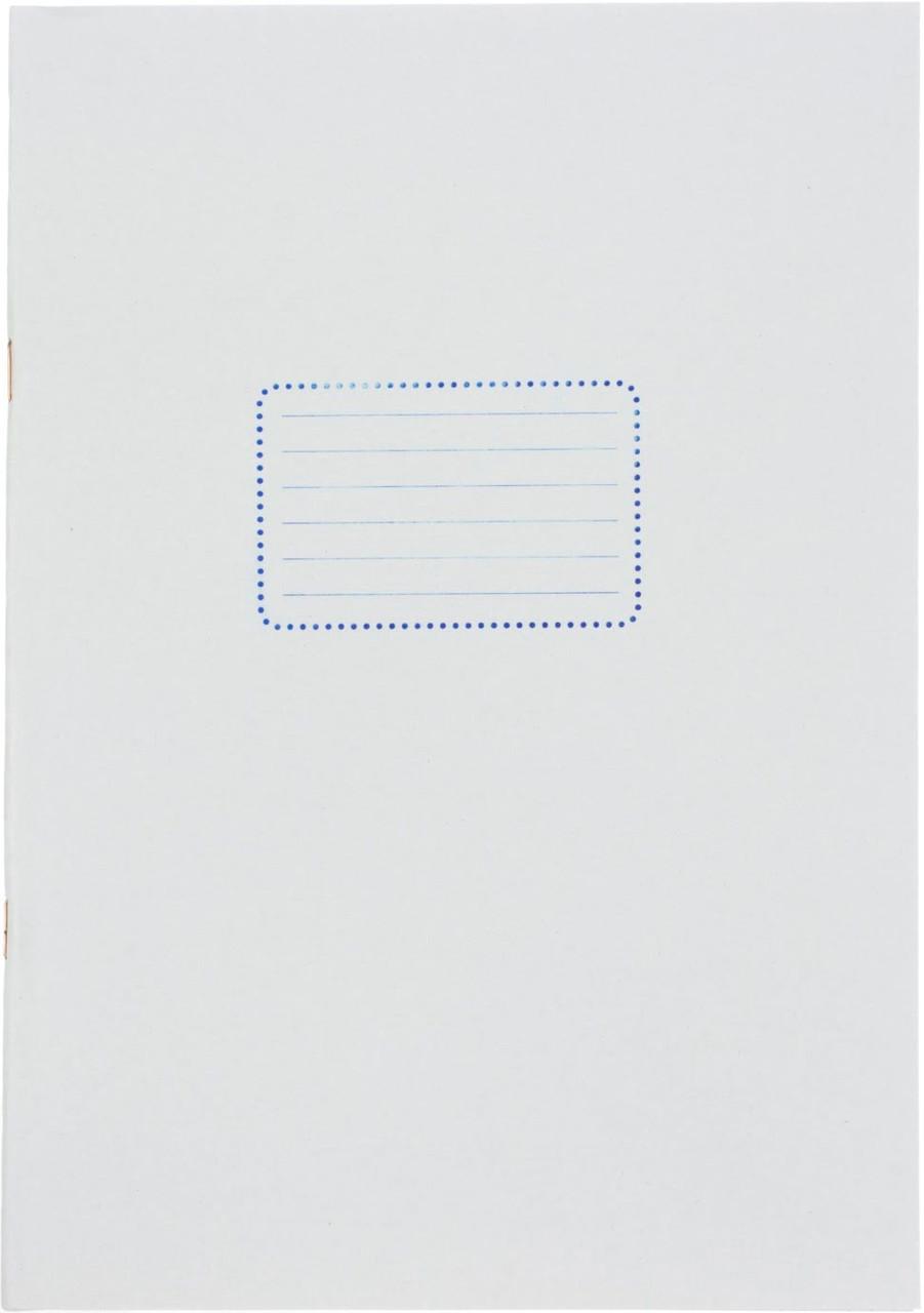 Книга-канц. A4 48арк. кліт.,офсет,м'яка обкл.(25)