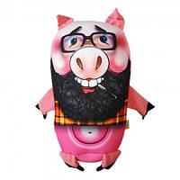 Игрушка антистресс Свин бородач