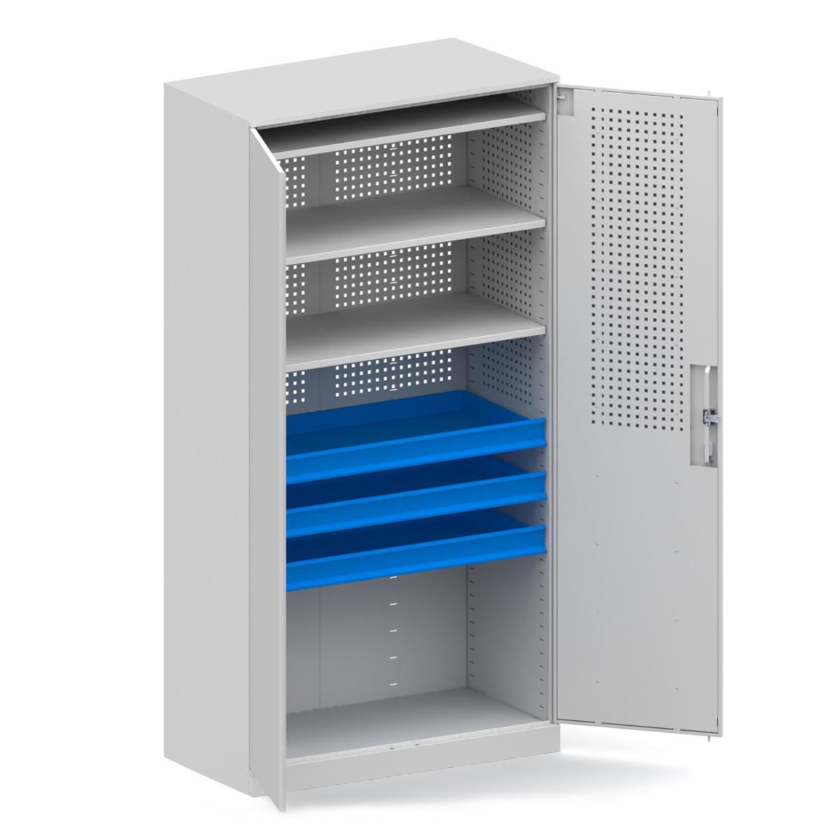 Инструментальный шкаф Ferocon ШИ-2-П3-В3