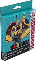 "Крейда воск. ""Kite"" №TF17-076  Transformers 8кольор. Jumbo(12), фото 1"