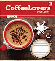 Зошит 96арк. лін. YES Coffee Lovers №762251(5,10)(120)