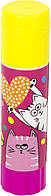 "Клей-олівець ""Yes"" №320221 8гр Lovely Cats PVA(24)"