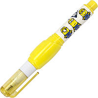 "Коректор-ручка метал. нак. ""Yes""  Minions 4мм №320236(12)"
