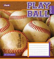 Зошит 48арк. лін. 1В Play ball №762752(10)(200), фото 1