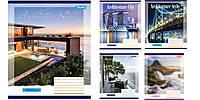 Зошит 60арк. лін. 1В Architecture city №762802(10)(160)