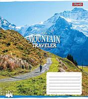 Зошит 60арк. лін. 1В Mountain traveler №762828(10)(160), фото 1