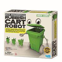 Набор для творчества 4M Робот-мусорный бак (00-03371)