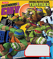 Зошит 12арк. лін. YES TMNT Defenders №762944(25)(500)