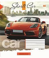 Зошит 18арк. кліт. YES Sport car №761526(25)(400), фото 1