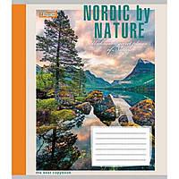 Зошит 96арк. лін. 1В Nordic By Nature №763686(5)(120)