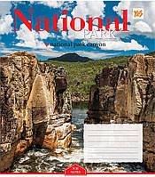 Зошит 60арк. лін. YES National park №762205(10)(160), фото 1