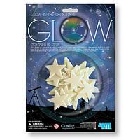 Игровой набор 4M Светящиеся наклейки Звезды, 16 штук (00-05210)