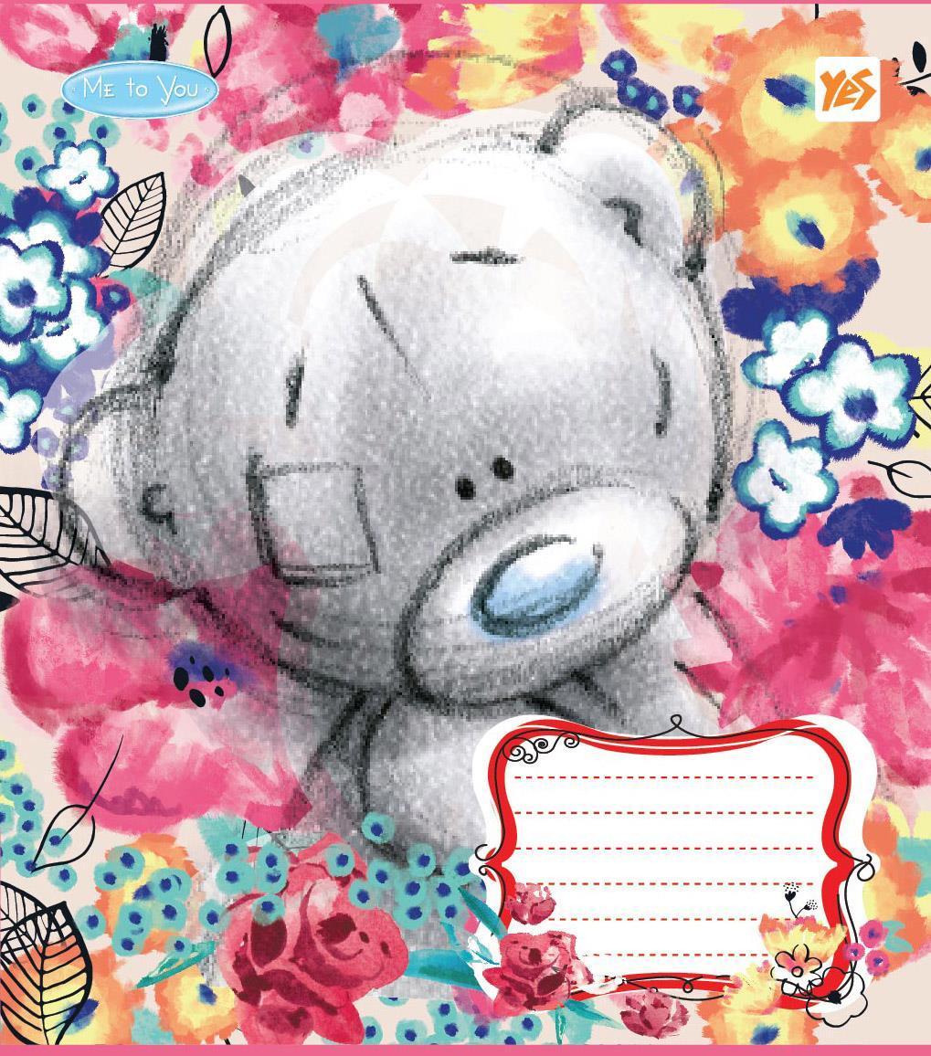 Зошит 12арк. кліт. YES MTY Watercolour №761330(25)(500)