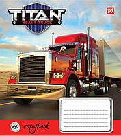 Зошит 48арк. лін. YES Titan truck №762135(10)(200), фото 1