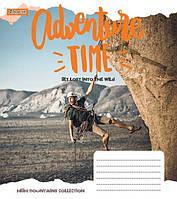 Зошит 48арк. лін. 1В Adventure Time №762748(10)(200), фото 1
