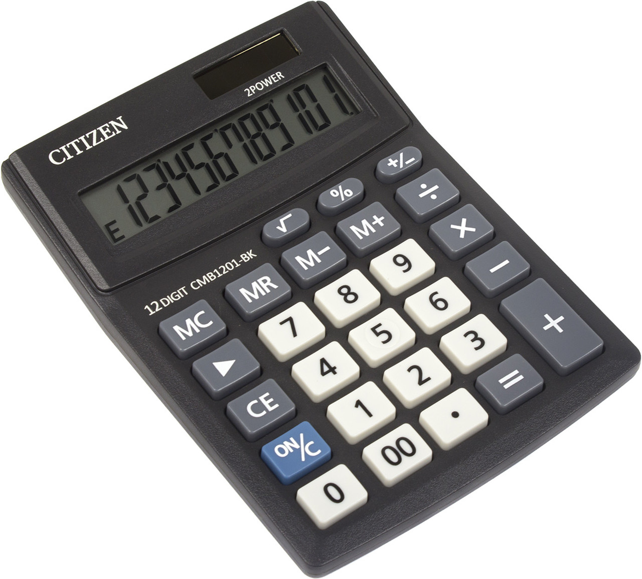 "Калькулятор ""Citizen"" №CMB1201-BK"
