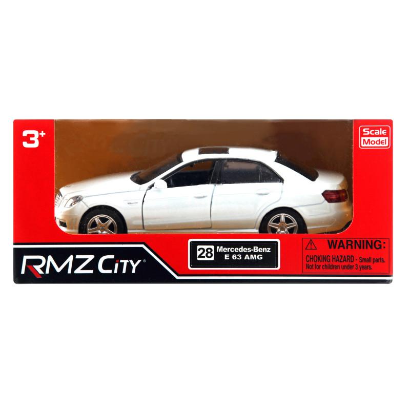 """Игрушка Мерседес-Бенц   Машинка """"Mercedes Benz E63"""" (554999-2), RMZ City"""